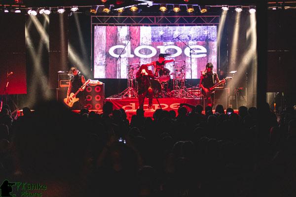 Dope || 13.10.2019 || Backstage München
