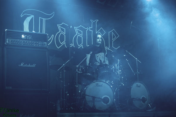 Taake | Dark Easter Metal Meeting 2019 | Backstage München