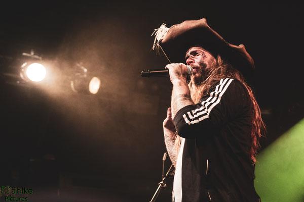 Knasterbart || 02.02.2019 || Backstage München