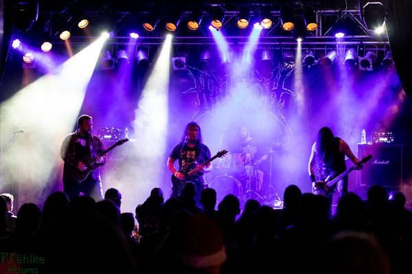 Hailstone || 26.12.2018 || Backstage München