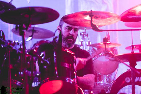 Misery Index    Campain For Musical Destruction Tour 2020    06.03.2020    Backstage München