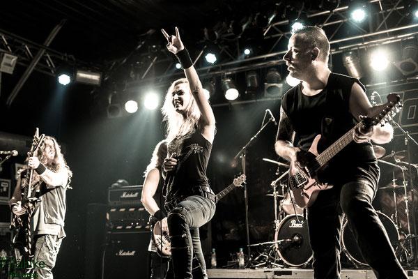 X-Tinxion || 14.12.2017 || Backstage München