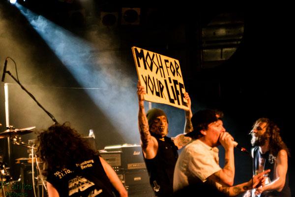 Insanity Alert || 21.01.2018 || Backstage München