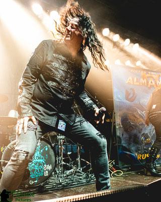 Almanac || KillecTour 2020 || 10.03.2020 || Backstage München
