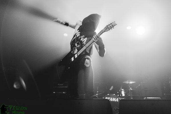 Midnight || Lucifer Rising Festival || 30.12.2019 || TonHalle München