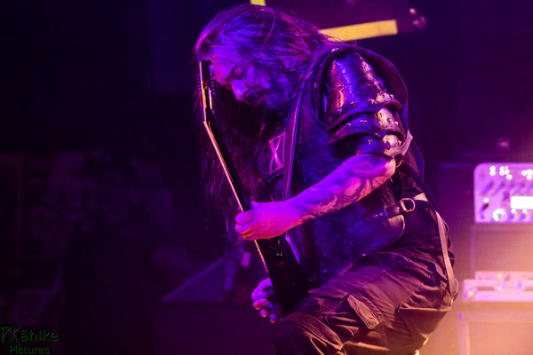 Ex Deo || 04.05.2018 || Backstage München