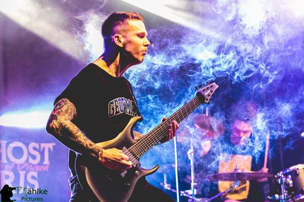 Ghost Iris || Abstandskonzert || 22.09.2020 || Backstage München