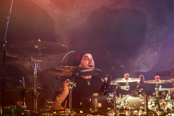 Rage || 09.01.2018 || Backstage München
