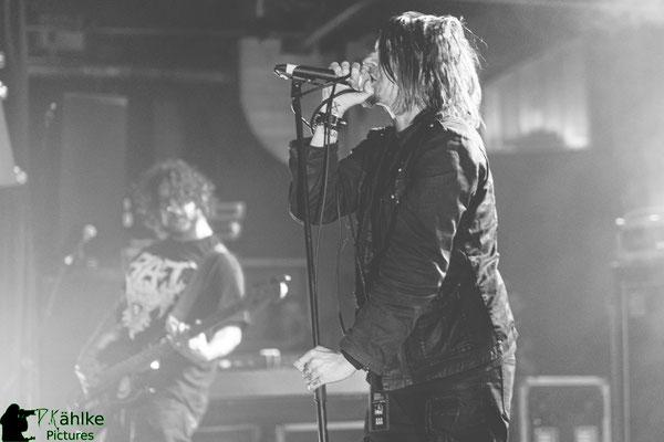 Eyehategod    Campain For Musical Destruction Tour 2020    06.03.2020    Backstage München