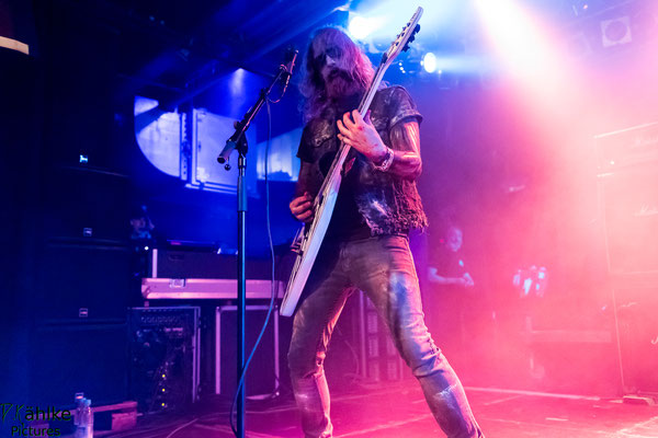 Bloodbath    Dark Easter Metal Meeting    31.03.2018    Backstage München