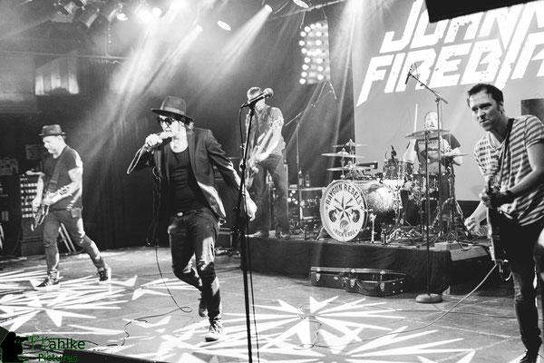Johnny Firebird || Abstandskonzert || 17.07.2020 || Backstage München