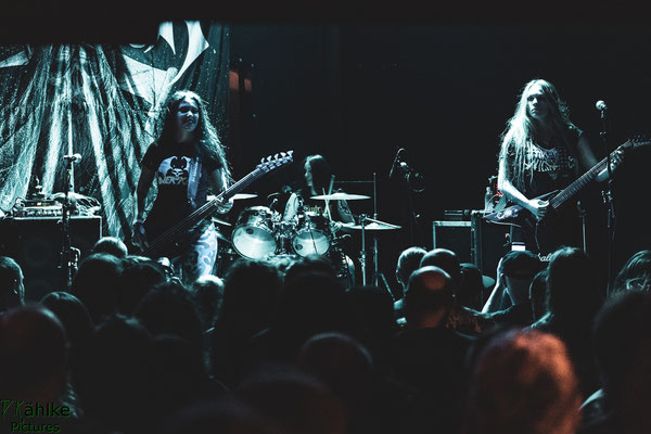 Nervosa || 08.05.2019 || Backstage München