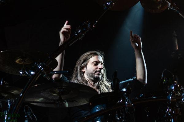 Kamelot || 29.09.2018 || Backstage München