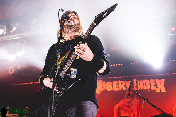 Misery Index || Campain For Musical Destruction Tour 2020 || 06.03.2020 || Backstage München