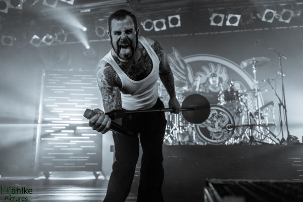 Kärbholz || 26.04.2019 || Backstage München