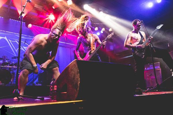 Knaat || Abstandskonzert || 11.09.2020 || Backstage München