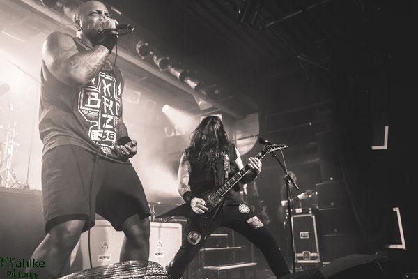 Sepultura || 10.03.2018 || Backstage München