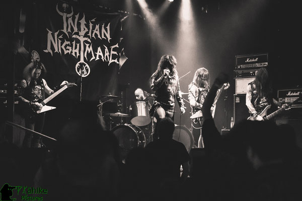 Indian Nightmare | 22.09.2019 | Backstage München