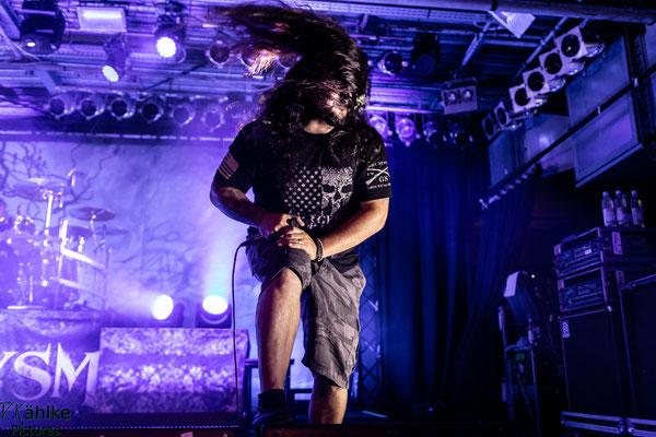 Kataklysm || 20.10.2018 || Backstage München