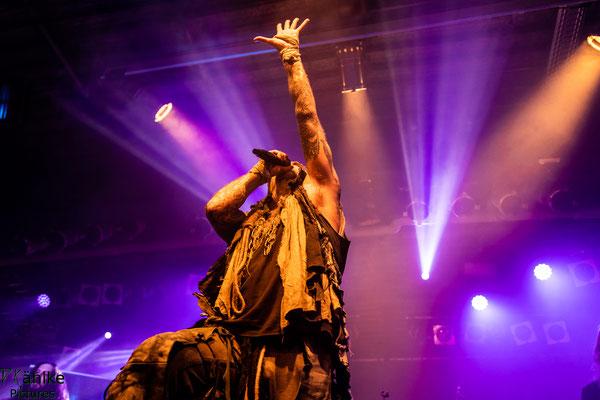 Primordial || 25.04.2018 || Backstage München