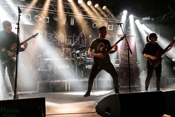 Resumed    22.10.2018    Backstage München