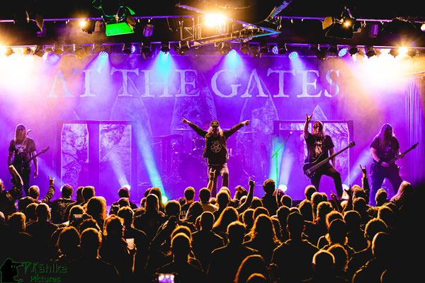 At The Gates || 11.12.2019 || Backstage München