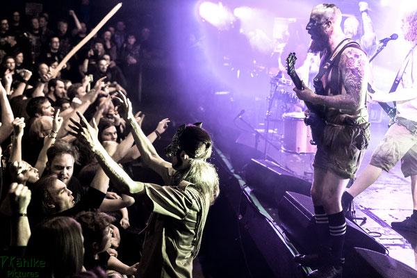 Trollfest || 02.03.2018 || Backstage München