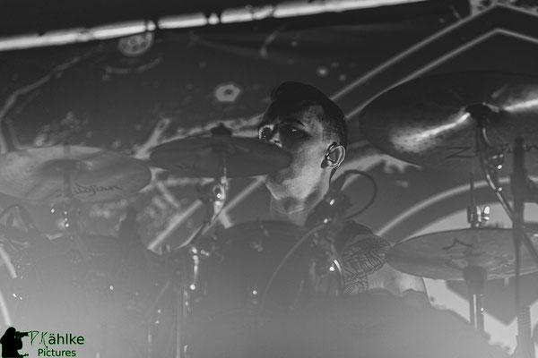 Thy Art Is Murder || Human Target Tour 2020 || 08.02.2020 || Backstage München