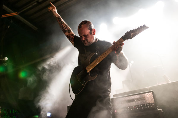 Fit For An Autopsy || 10.03.2018 || Backstage München