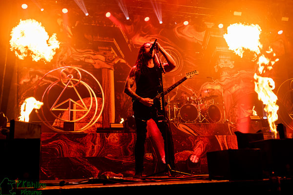 As I Lay Dying || 05.10.2019 || Zenith München