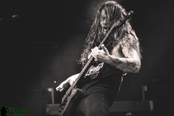 Soulfly || 07.08.2019 || Backstage München