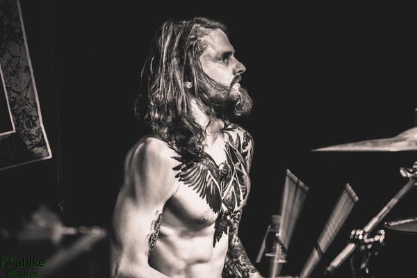 Tortureslave || 16.08.2018 || Backstage München