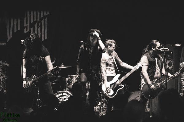 Virginia Hill || 11.02.2019 || Backstage München