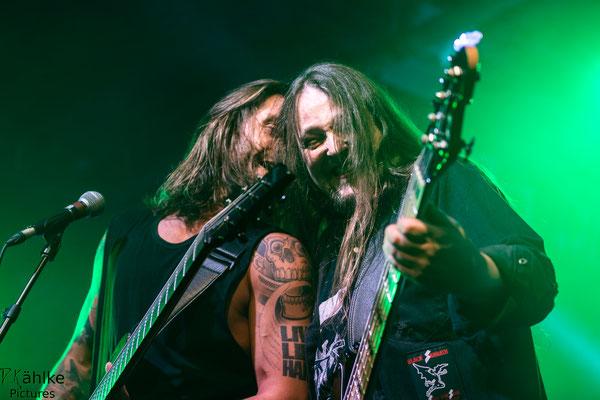 Tyr || 23.04.2019 || Backstage München