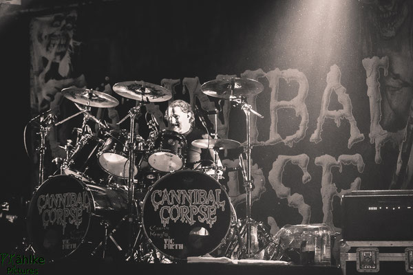 Cannibal Corpse || 23.02.2018 || Backstage München