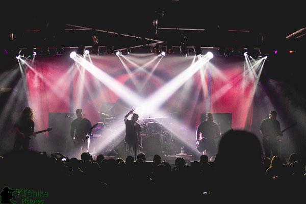 Whitechapel    MTV Headbangers Ball 2019    Backstage München