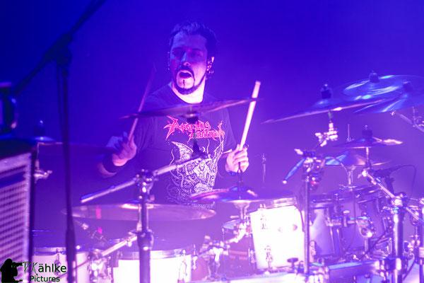 Angelus Apatrida || Descend Into Madness Tour 2020 || 12.03.2020 || Backstage München