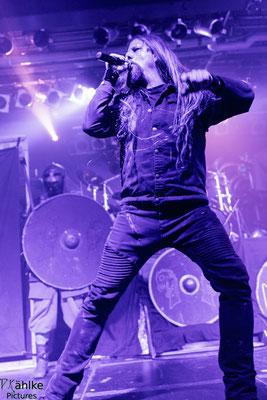 Leaves´Eyes    29.09.2018    Backstage München