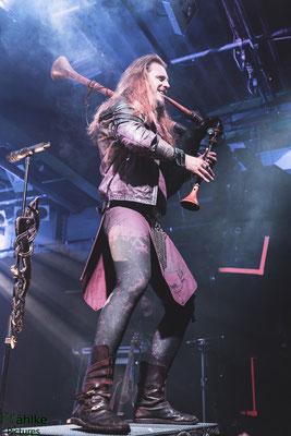 Feuerschwanz || 22.12.2018 || Backstage München