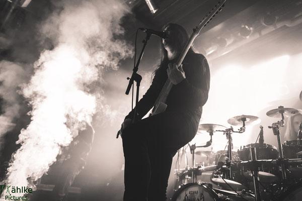 Obscura || 10.03.2018 || Backstage München