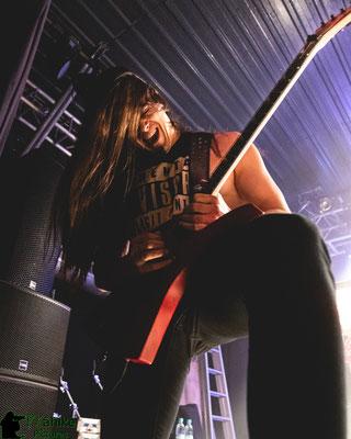 Suicidal Angels || Metallic X-Mas 2019 || 26.12.2019 || Backstage München