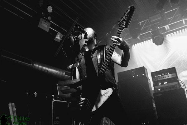 Distillator || Metallic X-Mas 2019 || 26.12.2019 || Backstage Müncen