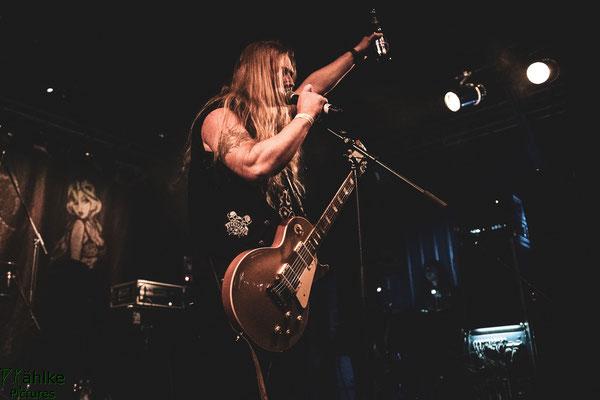 Crossplane || 26.12.2018 || Backstage München