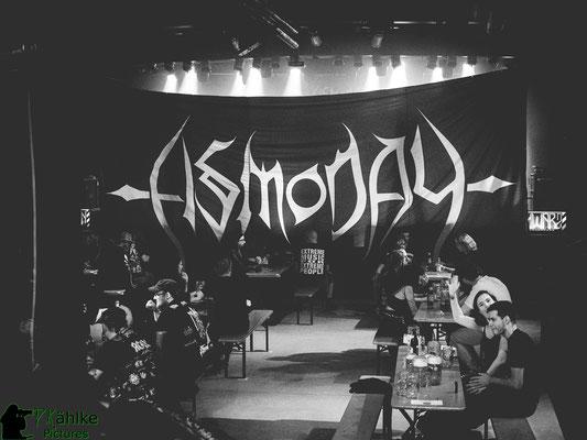 Asmoday || München Scheppert Schwarz 7 || 06.08.2021 || Backstage München