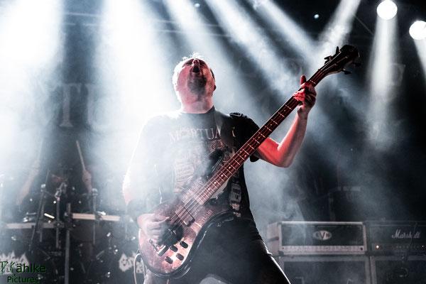 Mortuary || 22.10.2018 || Backstage München