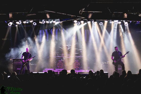 Dyscarnate || MTV Headbangers Ball 2019 || Backstage München