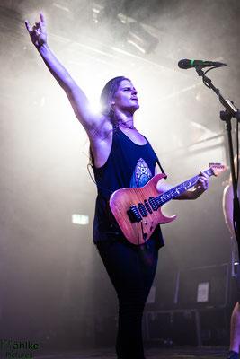 Battle Beast || 25.07.2018 || Free&Easy || Backstage München