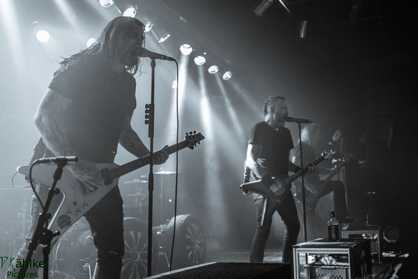 Mustasch || 26.04.2019 || Backstage München
