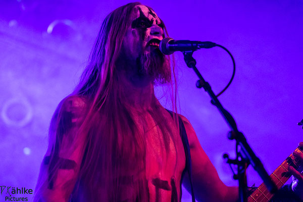 Tsjuder | Dark Easter Metal Meeting 2019 | Backstage München