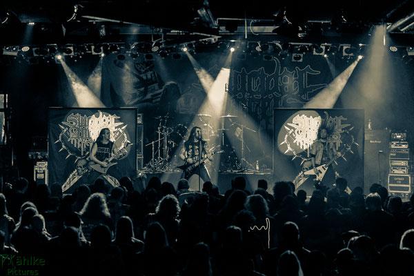 Suicidal Angels || 16.12.2018 || Backstage München